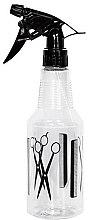 Voňavky, Parfémy, kozmetika Rozprašovač na vodu 00173, 500 ml, priehľadný - Ronney Professional Spray Bottle 173