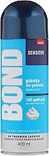 Voňavky, Parfémy, kozmetika Holiaca pena - Bond Sensitive Shaving Foam