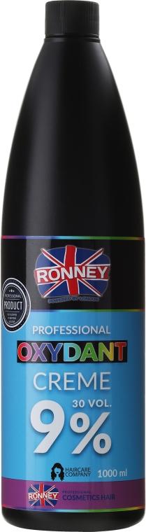 Krémový oxidant - Ronney Professional Oxidant Creme 9%