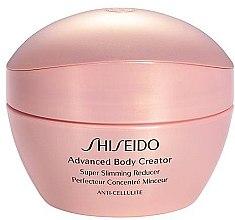 Voňavky, Parfémy, kozmetika Krém na telo, anticelulitída - Shiseido Advanced Body Creator Super Slimming Reducer