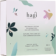 Voňavky, Parfémy, kozmetika Sada - Hagi Natural Face Care Set (cr/30ml + ser/30ml)