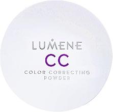Voňavky, Parfémy, kozmetika CC púder na tvár - Lumene CC Color Correcting Powder