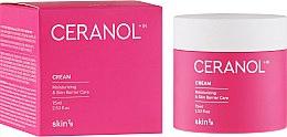 Voňavky, Parfémy, kozmetika Krém na tvár - Skin79 Ceranol Cream Moisturizing & Skin Barrier Care Cream