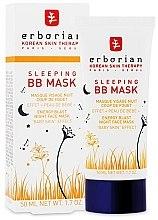 """Voňavky, Parfémy, kozmetika Nočná maska s účinkom """"Pokožka ako u dieťata"""" - Erborian Sleeping BB Mask"""