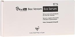 Protistarnúce hydratačné sérum na tvár - BeeYes Bee Venom Eco Serum — Obrázky N1