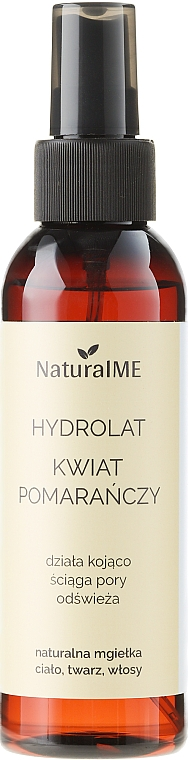 """Hydrolat """"Pomarančový kvet"""" - NaturalME"""