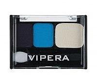 Voňavky, Parfémy, kozmetika Trojitý očný tieň - Vipera Eye Shadows Tip Top