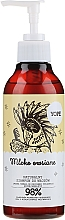 Voňavky, Parfémy, kozmetika Prírodný šampón pre normálne vlasy s ovseným mliekom - Yope