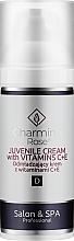 Voňavky, Parfémy, kozmetika Krém proti starnutiu s vitamínmi C a E - Charmine Rose Salon & SPA Professional Juvenile Cream With Vitamins C + E