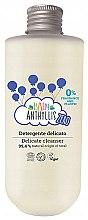 Voňavky, Parfémy, kozmetika Gél na kúpanie pre bábätiek a deti - Anthyllis Zero Baby Delicate Cleanser