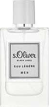 Voňavky, Parfémy, kozmetika S. Oliver Black Label Eau Legere Men - Toaletná voda