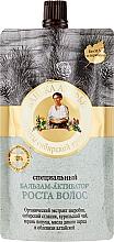 Voňavky, Parfémy, kozmetika Špeciálny balzam-aktivátor rastu vlasov - Recepty babičky Agafy Kúpeľná Agafy