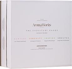 Voňavky, Parfémy, kozmetika Sada - AromaWorks AromaBomb Quad (bath/bomb/4x250g)