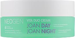 "Voňavky, Parfémy, kozmetika Dvojitý krém ""Deň + Noc"" - Neogen Vita Duo Cream Joan Day + Joan Night"