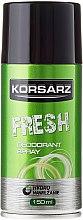 Voňavky, Parfémy, kozmetika Deodorant - Pharma CF Korsarz Fresh Deodorant