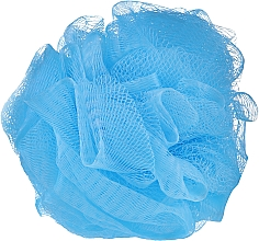 Voňavky, Parfémy, kozmetika Špongia do kúpeľa, modrá - IDC Institute Design Mesh Pouf Bath Sponges