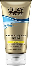 Voňavky, Parfémy, kozmetika Výživný čistiaci balzam - Olay Cleanse Gel Dry Skin