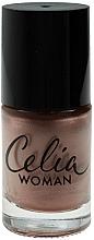 Voňavky, Parfémy, kozmetika Lak na nechty - Celia Woman Nail Polish