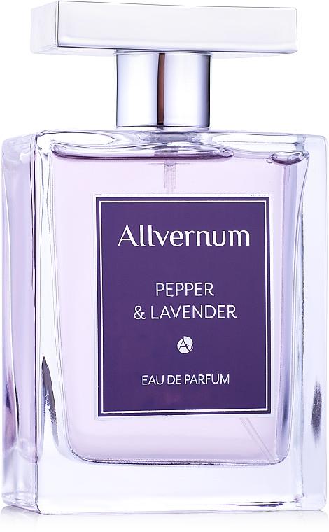 Allvernum Pepper & Lavender - Parfumovaná voda