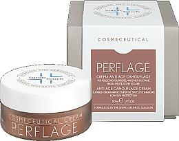 Voňavky, Parfémy, kozmetika Maskovací krém na tvár - Surgic Touch Perflage Anti Age Camouflage Cream