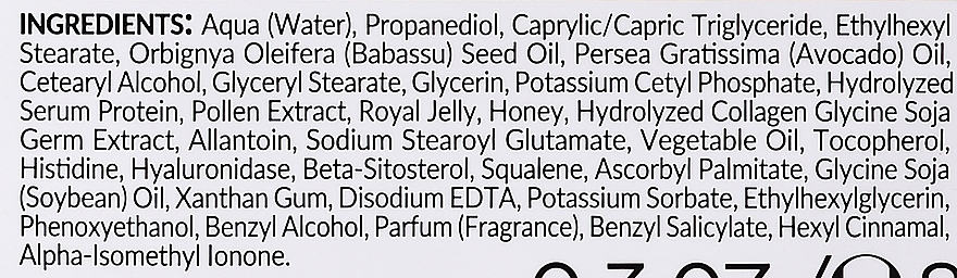 Výživná maska proti vráskam pre suchú, zrelú a citlivú pokožku - Bielenda Royal Bee Elixir — Obrázky N3