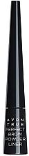 Voňavky, Parfémy, kozmetika Práškový tieň na obočie - Avon True Perfect Brow Powder Liner