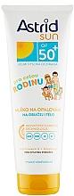 Voňavky, Parfémy, kozmetika Opaľovacie mlieko pre celú rodinu SPF 50 - Astrid Sun Family Milk SPF 50