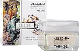 Voňavky, Parfémy, kozmetika Vyvažujúci krém na tvár - Therine Armonia Equilibrating Face Cream