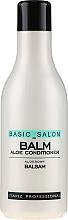 Voňavky, Parfémy, kozmetika Balzam na vlasy - Stapiz Professional Basic Salon Aloe Conditioner Balm