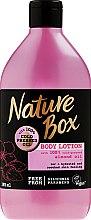 Voňavky, Parfémy, kozmetika Hydratačné mlieko pre télo - Nature Box Almond Oil