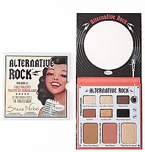Voňavky, Parfémy, kozmetika Paleta na líčenie - TheBalm Alternative Rock Vol. 2 Palette