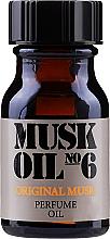 Voňavky, Parfémy, kozmetika Parfumovaný olej na telo - Gosh Musk Oil No.6 Perfume Oil