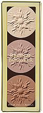 Voňavky, Parfémy, kozmetika Kontúrovacia paleta - Physicians Formula Bronze Booster Glow-Boosting Strobe and Contour Palette Matte Sculpting Palette