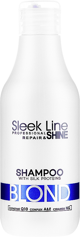 Šampón na vlasy - Stapiz Sleek Line Blond Hair Shampoo