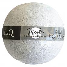 Voňavky, Parfémy, kozmetika Vaňová bomba pre mužov s aktívnym uhlím - LaQ Bath Bomb