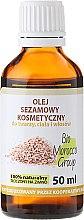 Voňavky, Parfémy, kozmetika Kozmetický olej so sezamových semienok - Efas Sesam Seed Oil