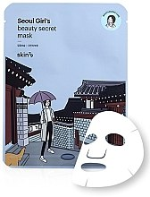 Voňavky, Parfémy, kozmetika Hydratačná látková maska na tvár - Skin79 Seoul Girl's Beauty Secret Mask Moisturizing