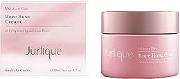 Voňavky, Parfémy, kozmetika Hĺbkovo hydratačný pleťový krém - Jurlique Moisture Plus Rare Rose Cream