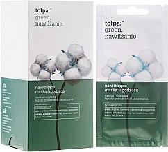 Voňavky, Parfémy, kozmetika Upokojujúca hydratačná maska na tvár - Tolpa Green Hydration Moisturizing Soothing Mask