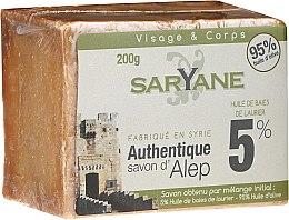 Voňavky, Parfémy, kozmetika Mydlo - Saryane Authentique Savon DAlep 5%