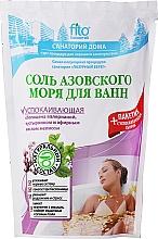 """Voňavky, Parfémy, kozmetika Soľ do kúpeľa """"Azovské more"""", upokojujúca - Fito Kozmetic"""