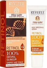 Voňavky, Parfémy, kozmetika Sérum s retinolom na tvár - Revuele Retinol Face Smoothing Serum Moisturise Tone Hydrate Lift Firm Skin