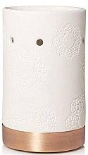 Voňavky, Parfémy, kozmetika Krb - Yankee Candle Floral Ceramic