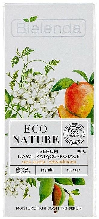 Sérum na tvár - Bielenda Eco Nature Kakadu Plum, Jasmine and Mango