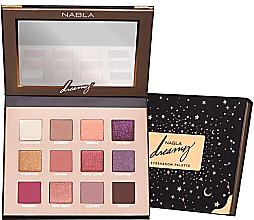 Voňavky, Parfémy, kozmetika Paleta tieňov na viečka - Nabla Dreamy Eyeshadow Palette
