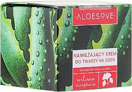 Voňavky, Parfémy, kozmetika Hydratačný denný krém na tvár - Aloesove