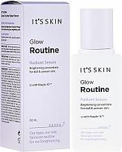 Voňavky, Parfémy, kozmetika Sérum na tvár pridávajúce žiarivosť - It's Skin Glow Routine Radiant Serum
