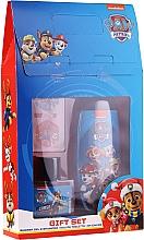 Voňavky, Parfémy, kozmetika Nickelodeon Paw Patrol - Sada (edt/50ml + show gel/250ml + stickers)