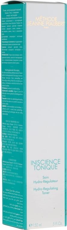 Hydroregulačné tonikum - Methode Jeanne Piaubert Iniscience Tonique Hydro-Regulating Toner — Obrázky N2