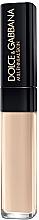 Voňavky, Parfémy, kozmetika Dlhotrvajúci korektor - Dolce&Gabbana Millenialskin On The Glow Longwear Concealer